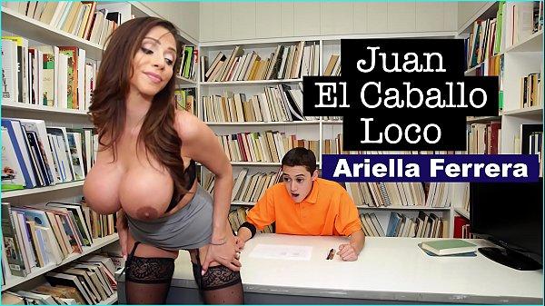 BANGBROS – MILF Teacher Ariella Ferrera Helps Young Juan El Caballo Loco Pass His Class